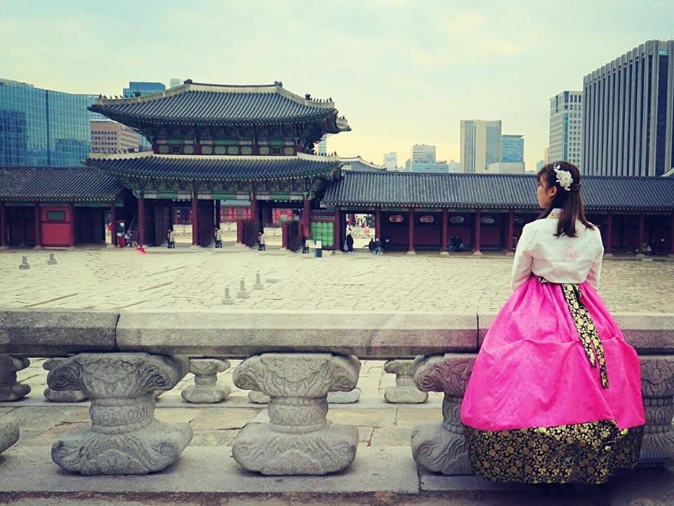 chia se kinh nghiem du lịch Han Quoc