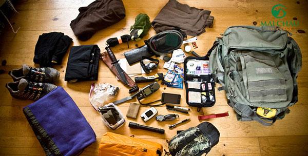 Đi du lịch sapa cần mang theo những gì?