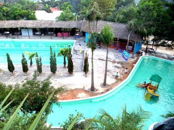 thanh lam resort 1